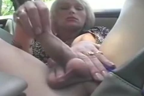 dirty Ladyboys  Sucks And bonks outdoors