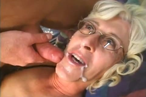 Vintage older ladyman loves penis Balls deep In Her wazoo