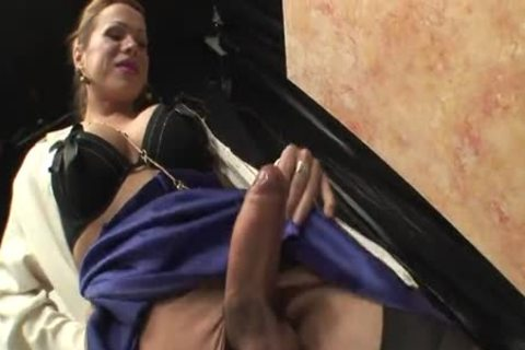 shemale With A enormous rod nailing Her boy