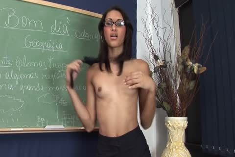 slutty Ladyboy Teacher