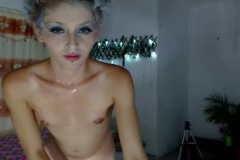 charming Femboy With petite meatballs On web camera