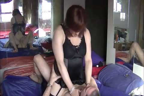 This sheboy gets Her mature bawdy cleft Nailed