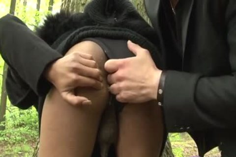 sleazy shemale anal With cumshot