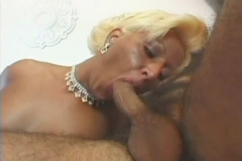 Andrea Nobili And Pierre D.J. plowing With blonde lady-man