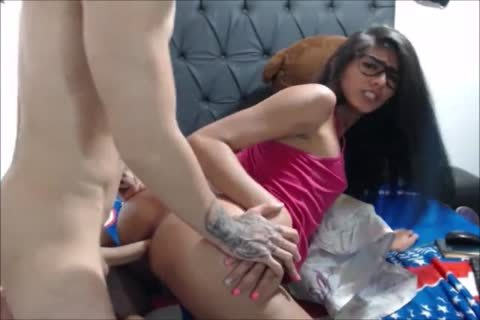 shemale Cutite Bents Over And screwed In The anal