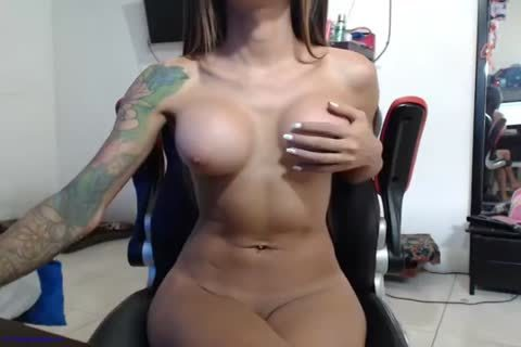Epic Fit hottie ladyboy On webcam By Sharingan98