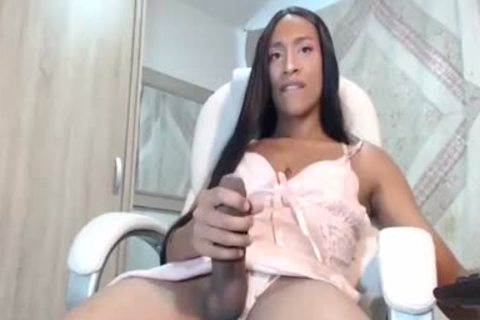 massive wang ladyboy Playing On web camera