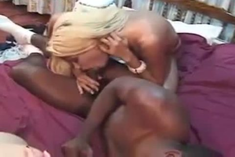 ebony lover For Two Hungry Sthellos guymales