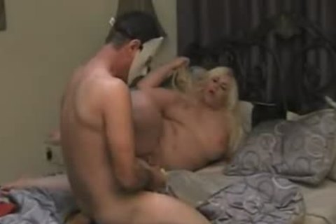 BBW tranny pounded By Masked chap