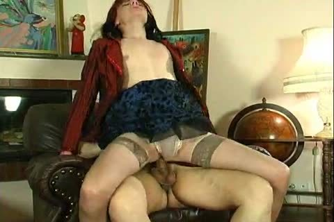 Simatra Vintage Redhair For A monstrous cock daddy *